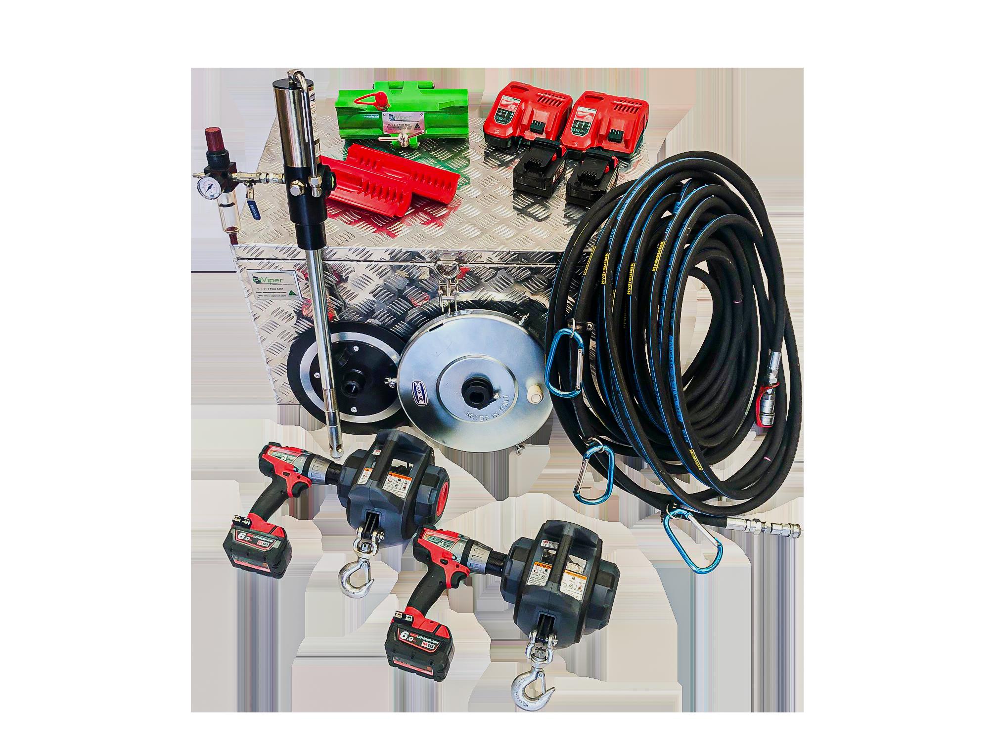 Bulk Carrier Kit & Viper Mini WRL Kit